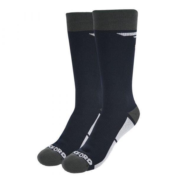 Oxford Waterproof Oxsocks Socks - Black