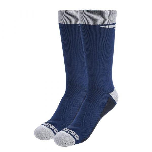 Oxford Waterproof Oxsocks Socks Blue