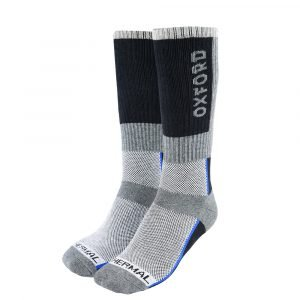 Oxford Thermal Oxsocks Socks Black