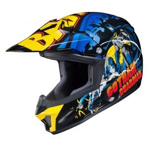 HJC CL-XY II Batman MC23 Helmet Black