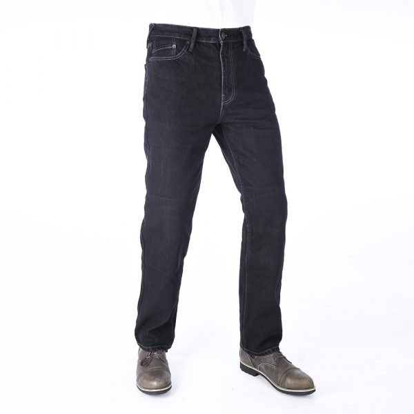 Oxford Original Approved Straight Men's Jean - Black colour, Short, CMG