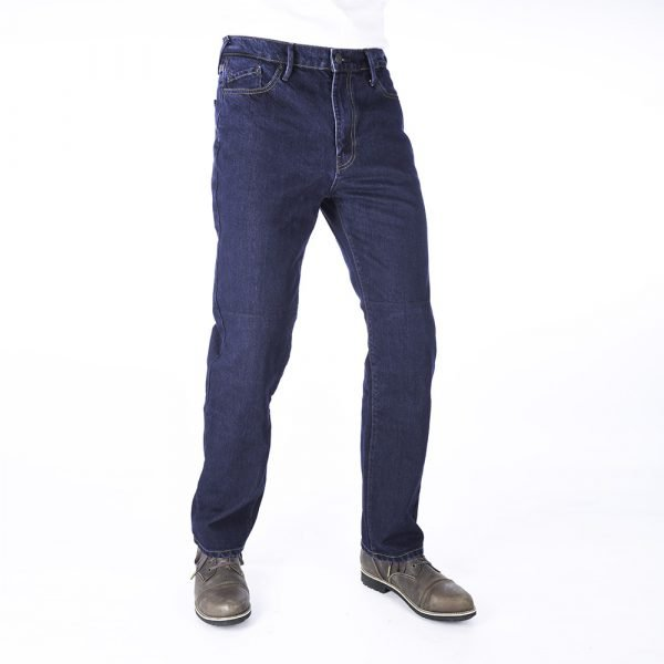 Oxford Original Approved Straight Men's Scooter Jean - Rinse Short, London
