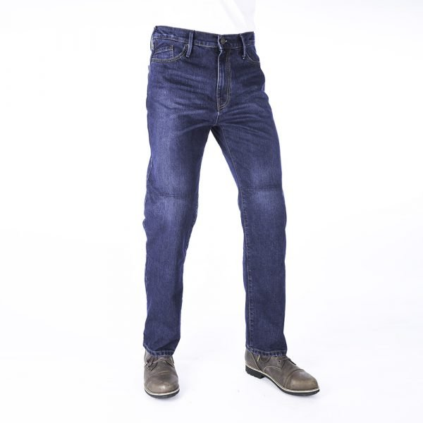 Oxford Original Approved Straight Men's Jean 2 Year Aged Short - Scooter Clothing, London