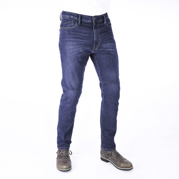 Oxford Original Approved Slim Men's Motorbike Jean 2 Year Aged Short