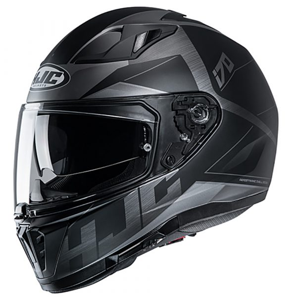 HJC I70 Eluma MC5SF Helmet - Black colour