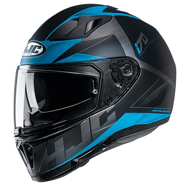 HJC I70 Eluma Helmet - Blue colour, Scooters/Motorcycles Clothing, Chelsea, UK