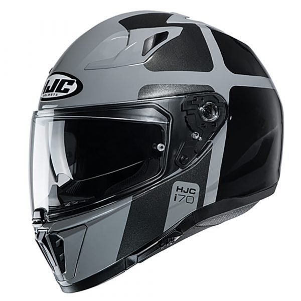 HJC I70 Prika Helmet MC5 Black