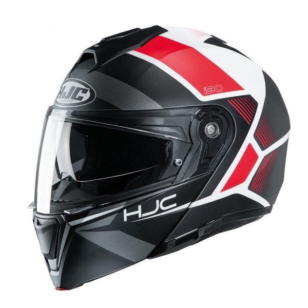 HJC I90 Helmet - Chelsea Motorcycles Clothing, UK, London