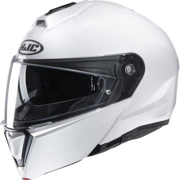 HJC I90 Helmet Pearl White
