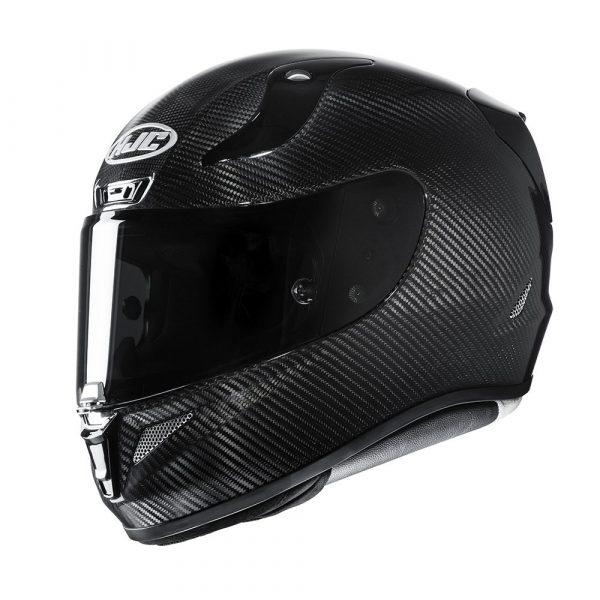 HJC RPHA 11 Carbon Helmet - Black colour