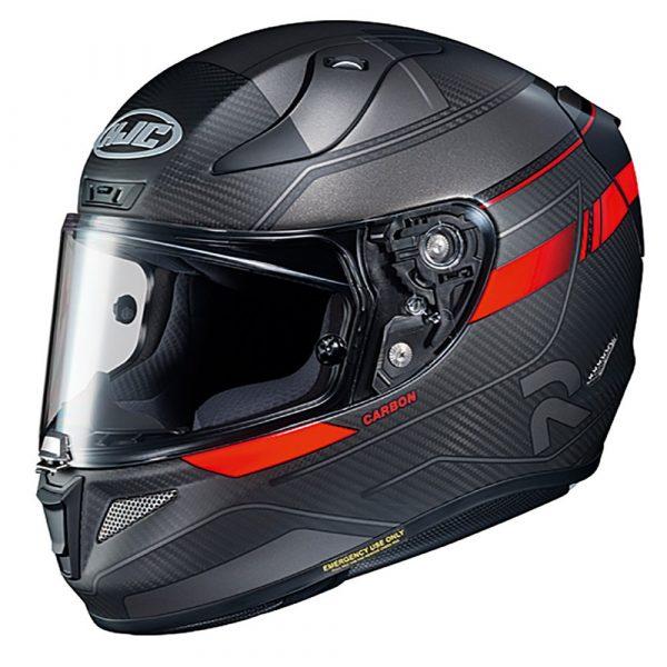 HJC RPHA 11 Helmet 2020 - Carbon Black/Red