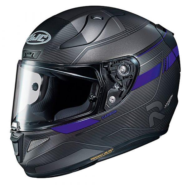 HJC RPHA 11 Helmet 2020 - Purple/Black