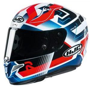 HJC RPHA 11 Helmet 2020 - Black/Blue/Red/White