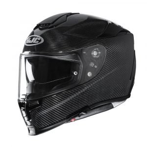 HJC RPHA 70 Helmet 2020 - Black, Motorbike Clothing Shop, London