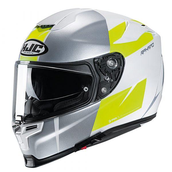HJC RPHA 70 Terika Helmet Fluo