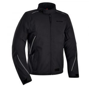 Oxford Hinterland MS Jacket Stealth Black