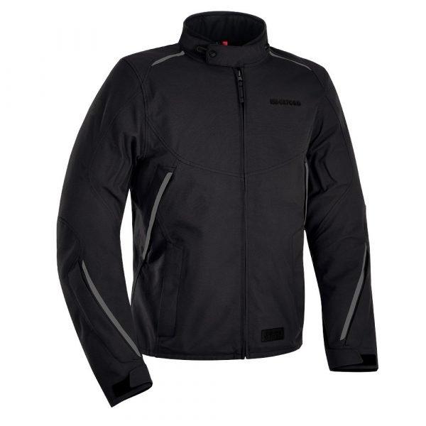 Oxford Hinterland MS Jacket Stealth Black