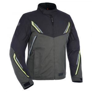 Oxford Hinterland MS Jacket - Black/Grey/Fluo colour, MCS, UK