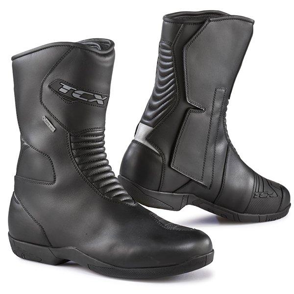 TCX X-Five.4 GTX Scooter Boots - Black colour, Chelsea