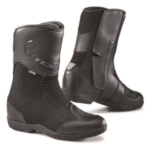 2021 TCX Lady Tourer GTX Boots - Black colour