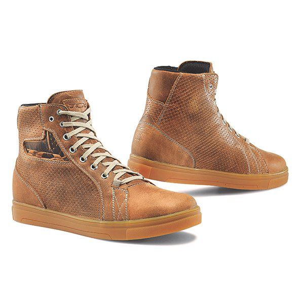 TCX Street Ace Air Boots, Native Leather, Scooter and Motorcycle Clothing Shop