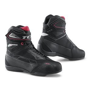 TCX Rush 2 Lady Waterproof Boots - Black/Pink colour