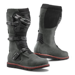 TCX Terrain 3 Waterproof Boots - Grey colour