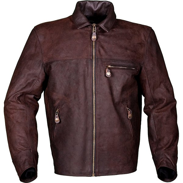 Furygan New Texas Jacket - Café colour, Scooters clothing, UK
