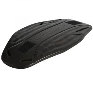 Halvarssons Back protector Huntly Black
