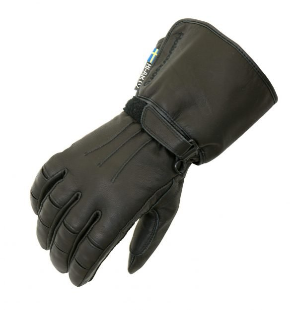 Halvarssons Glove Logan Black