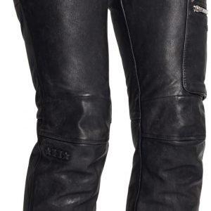 Halvarssons Leather pants Rider Lady Black