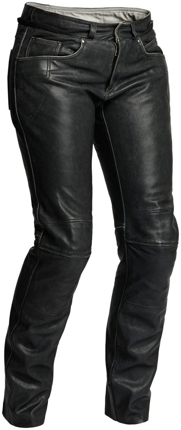 Halvarssons Leather pants Seth Lady Black