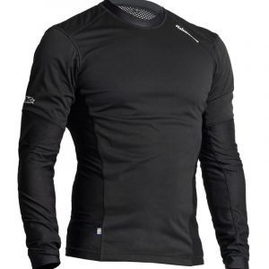 Halvarssons Sweater Windproof Mesh Black