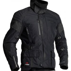 Halvarssons Textile jacket Wien Black