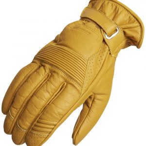 Lindstrands Glove Lauder Yellow