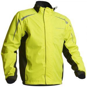 Lindstrands Rain jacket DW+ Jacket Black-Yellow