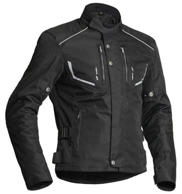 Lindstrands Textile jacket Halden Lady Black