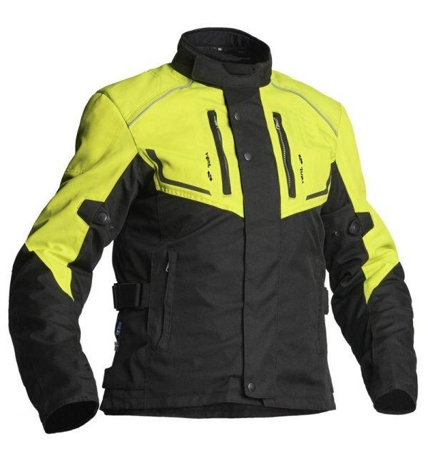 Lindstrands Textile jacket Halden Lady Yellow