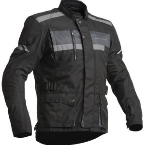 Lindstrands Textile jacket Hamar Black