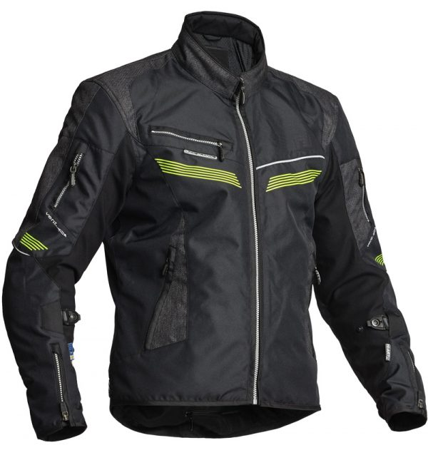 Lindstrands Textile jacket Zhivago Black