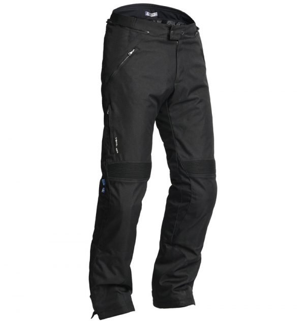 Lindstrands Textile pants Volda Black