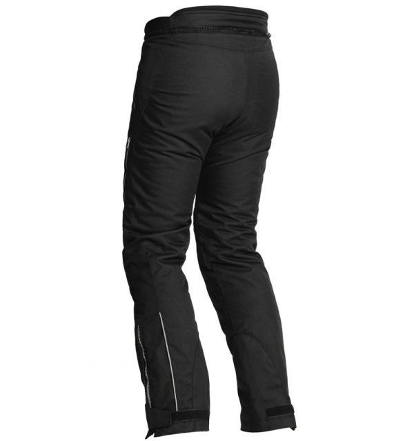 Lindstrands Textile pants Volda Lady Black back