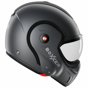 Roof Boxxer 9 Helmet - Uni MAT GRAPHITE