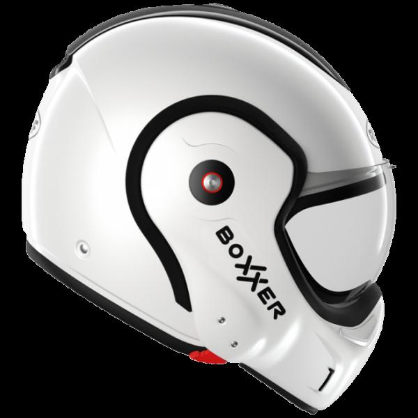 Roof Boxxer 9 Helmet - Uni White
