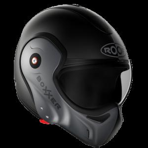 Roof Boxxer 9 Helmet - matt black titan