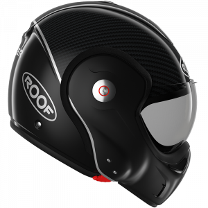 Roof Boxxer Carbon Helmet Black