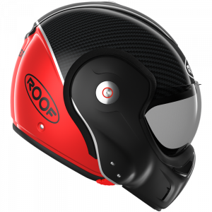Roof Boxxer Carbon Helmet Uni Red