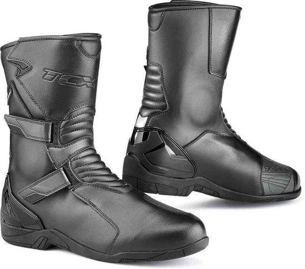 TCX Spoke Waterproof Boots - Black