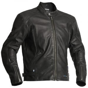 Halvarssons Leather Jacket Celtic Black - Halvarssons Celtic Jacket series
