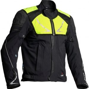 Halvarssons Walkyr Jacket - Textile, Black, UK